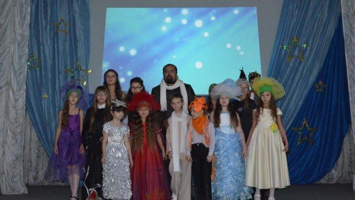 """Детский спектакль """"Маленький принц"""" по одноимённому произведению Антуана Сент- Экзюпери, посвящённый всем взрослым"""
