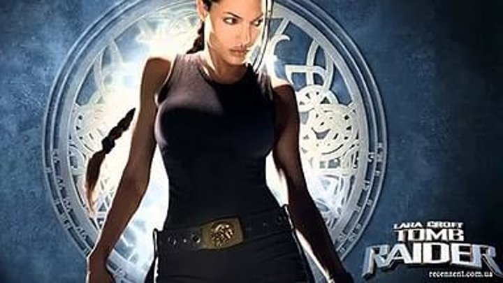 Лара Крофт Расхитительница гробниц (2001) фэнтези, боевик, триллер