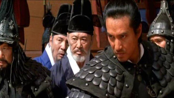 Меч воина / Cheongpung myeongwol / Sword in the Moon (2003: Боевик, драма, приключения)