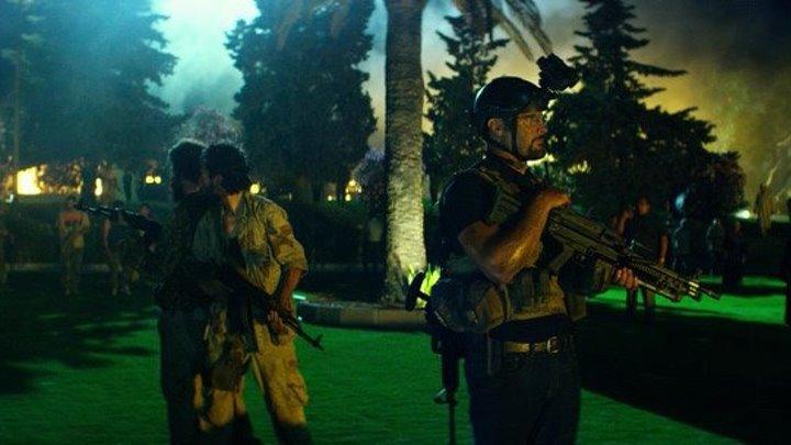 13 часов: Тайные солдаты Бенгази [13 Hours: The Secret Soldiers of Benghazi] (2016)