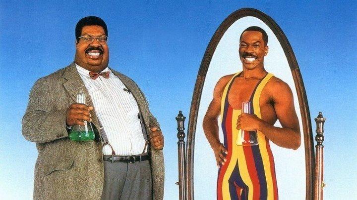 Чокнутый профессор (фантастическая комедия с Эдди Мерфи) | США, 1996