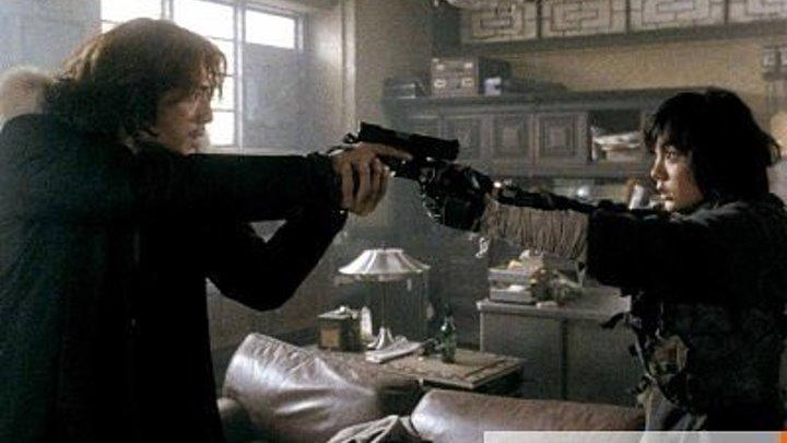 Фильм Пришелец из будущего Боевик, Приключения, Фантастика.2002