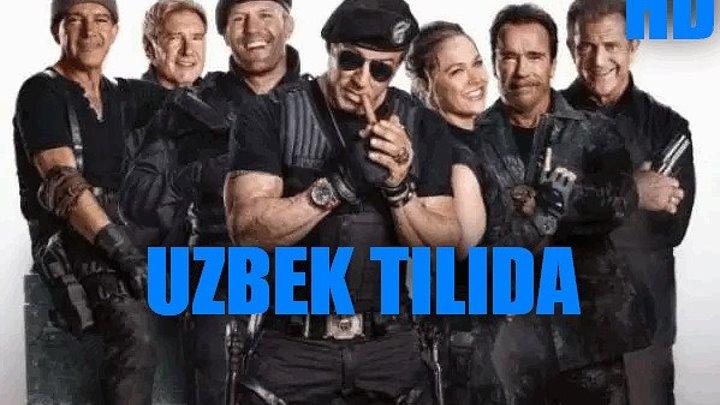 Chegarasiz 1 (uzbek tilida) HD