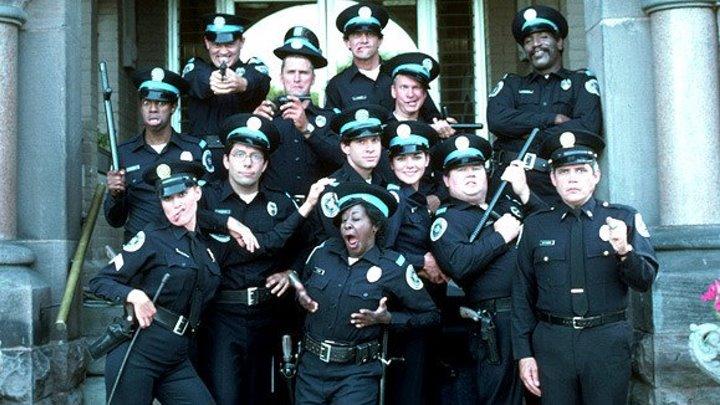 полицейская академия 2(суб)