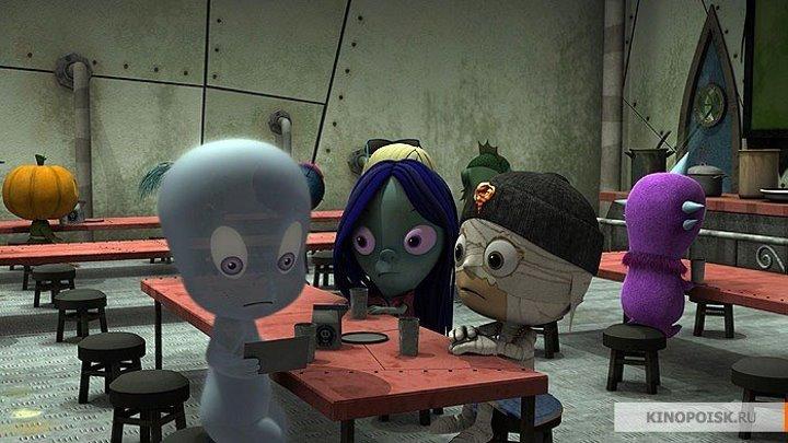 Каспер. Школа страха - Сборник 1 2006 Мультфильм