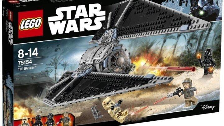 LEGO Star Wars 75154 Ударный истребитель СИД Обзор. Набор Лего Звездные войны Изгой-Один TIE Striker
