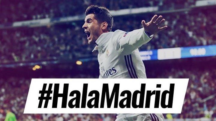 Топ 10 голов Реал Мадрид 2016