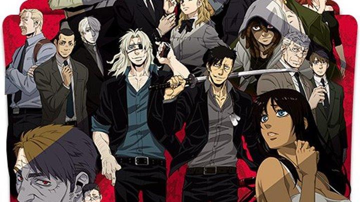 Обзор аниме Gangsta (Гангста)