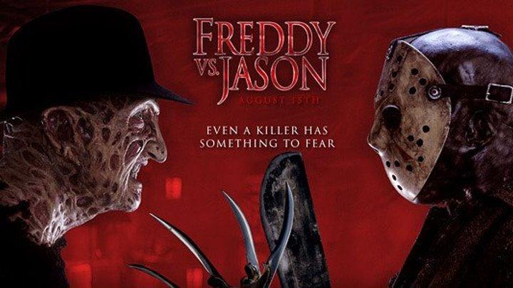 Кошмар на улице Вязов: Фредди против Джейсона (2003) HD