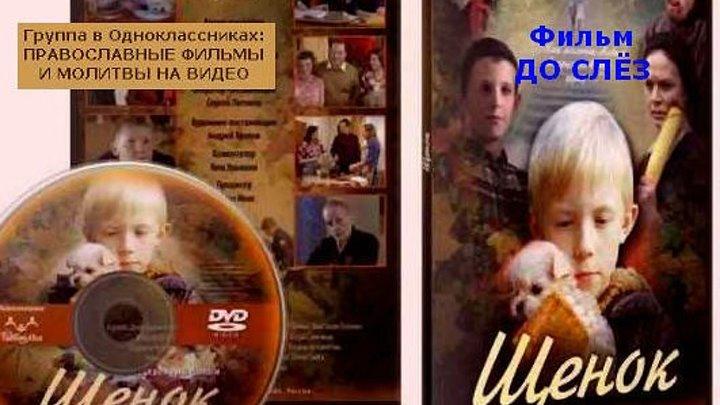 Щенок. Фильм ДО СЛЁЗ для всей семьи! Обязательно покажите детям!
