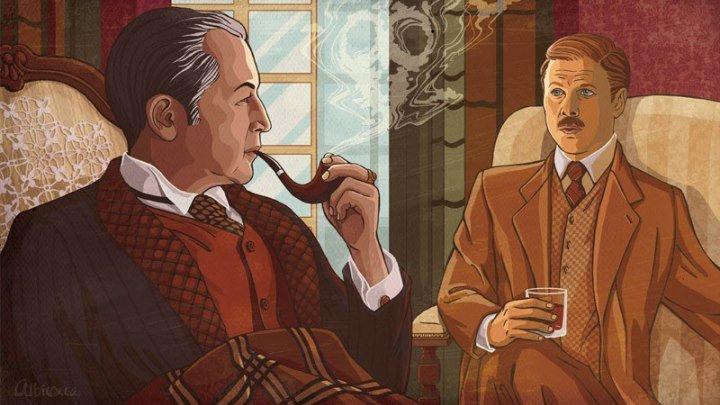 Шерлок Холмс и доктор Ватсон 2 Серия (1979 - 1986)