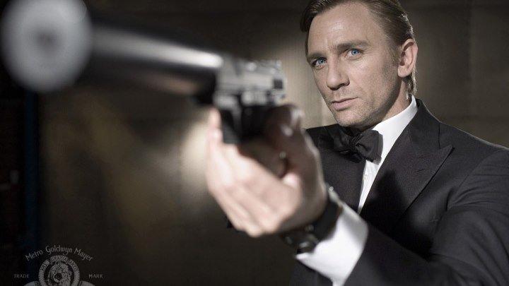 007_ Kaзинo Poяль 2006 HD. боевик, триллер, приключения, ...
