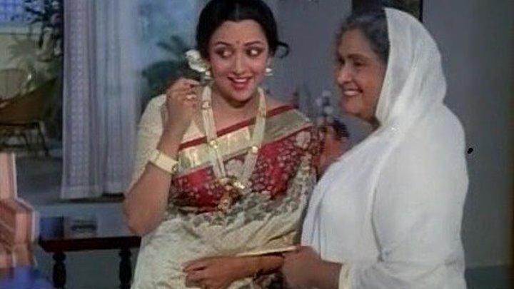 Фильм Слепой Закон (1983) Индия_Хема Малини+Амитабх Баччан+Раджникант+Рина Рой