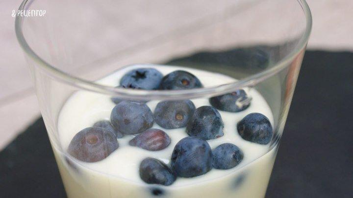 Десерт из йогурта [Рецепты от Рецептор]