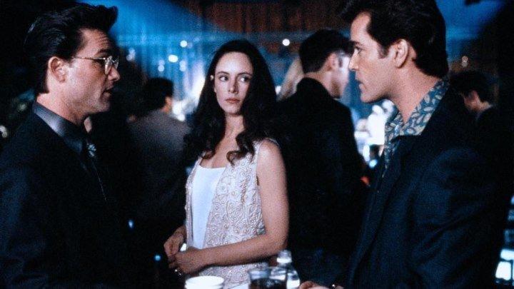 Незаконное вторжение / Unlawful Entry (1992: триллер, криминал)