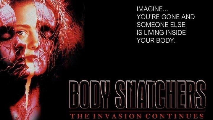 Похитители тел (1993) ужасы, фантастика, триллер, детектив HDRip от Scarabey D Габриель Анвар, Терри Кинни, Билли Уэрт, Райлли Мёрфи, Мег Тилли