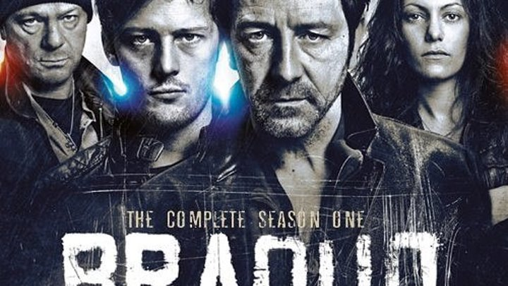 Налёт / Braquo / [Сезон:01 Серии:01-02 из 08] (2009: триллер, криминал)
