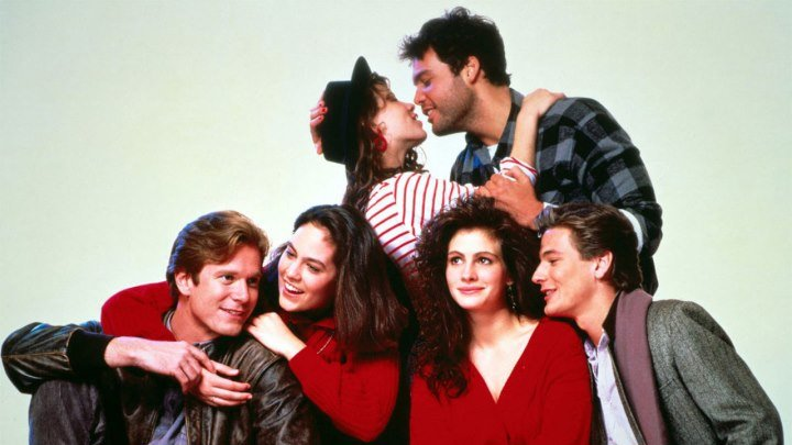 Мистическая пицца (романтическая комедия с Джулией Робертс) | США, 1988