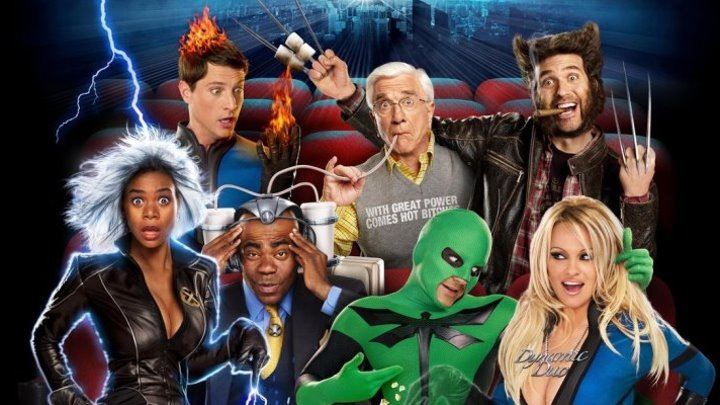 Супергеройское кино (2008) 720p