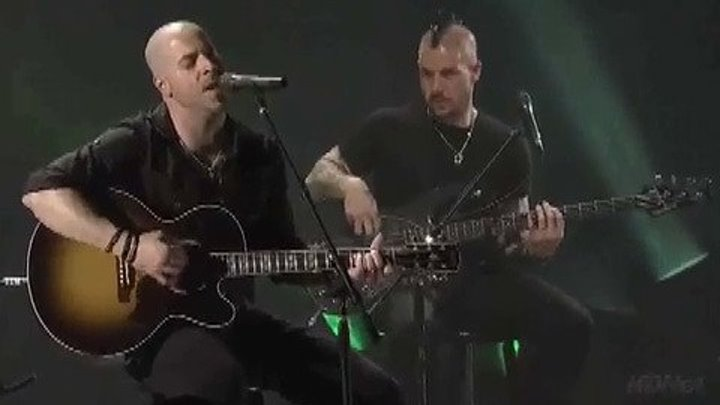 Daughtry - What About Now (Live)