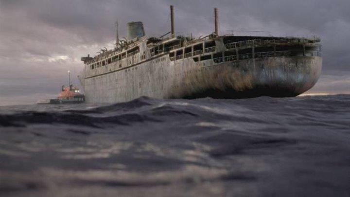 Трейлер к фильму Корабль-призрак 2002 ужасы
