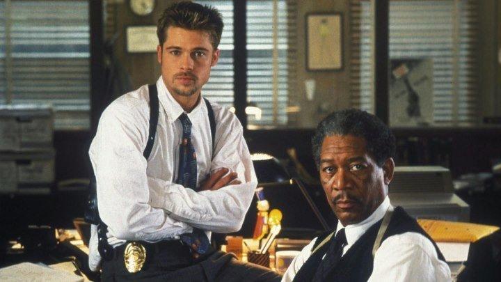 Семь 1995 детектив, триллер, драма, криминал