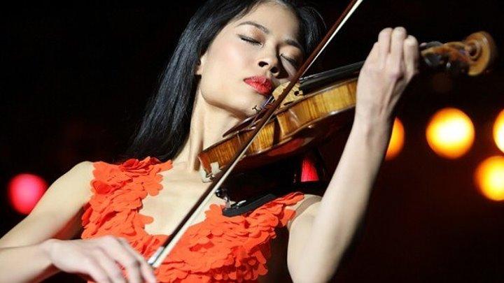 Ванесса Мэй - Бетховен, симфония *Номер Пять*.
