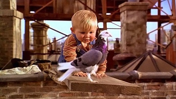 Младенец на прогулке, или Ползком от гангстеров (1994 HD) Приключения, Комедия