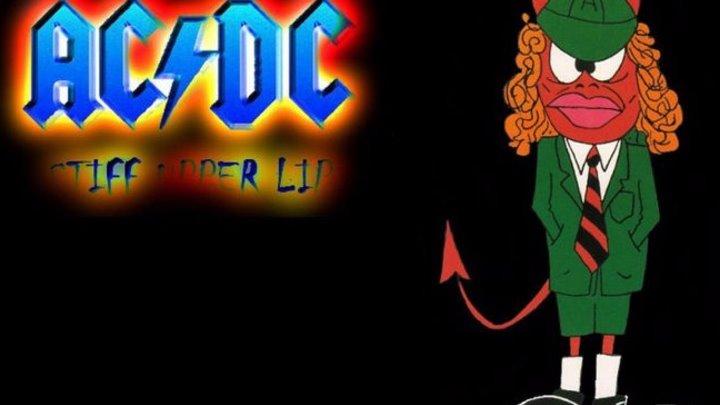AC / DC - Stiff Upper Lip - 2016 HD