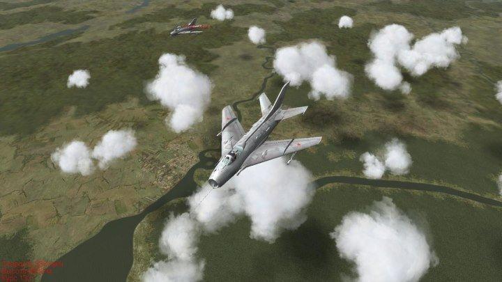 Il 2, 4.13.2. (DgenPAK 1.2). Реактивные самолеты, тест2