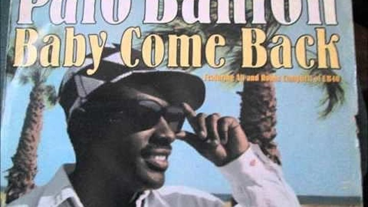 Pato Banton feat. Ali And Robin Campbell Of UB40 - Baby Come Back (1994)