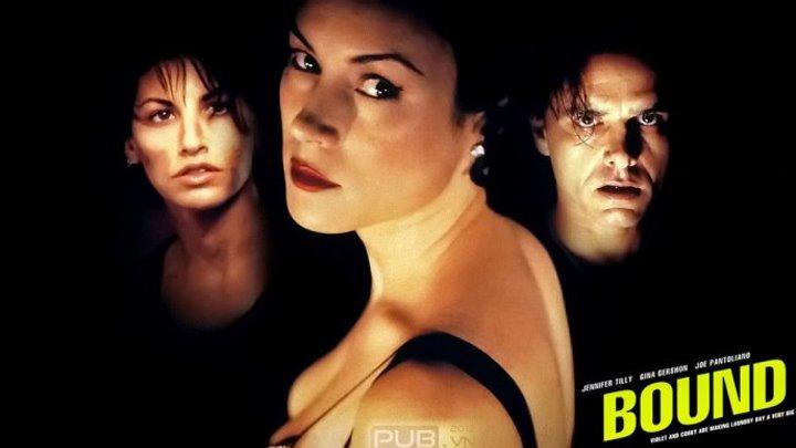 """""""Связь"""" _ (1996) Триллер,драма,мелодрама,криминал. 18+ (HD 720p.)"""