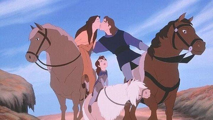 Волшебный меч: Спасение Камелота (1998 HD) Фэнтези, Комедия, Драма, Приключения, Семейный, Мультфильм