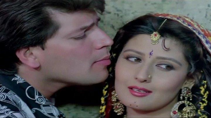 Индия.Зонд (1993)_Doob Gaye Mere Nain Saajan_Asha Bhosle+Vinod Rathod