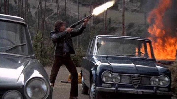Механик / The Mechanic (1972 HD) Боевик, Триллер