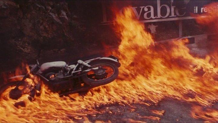 Глаз чёрного кота (Италия 1972 HD) 18+ Ужасы, Триллер, Детектив, Джалло