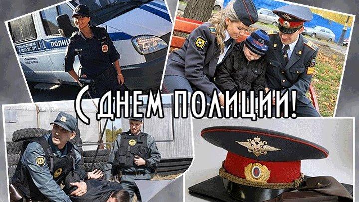 Хор МВД устроил флешмоб в метро ко Дню полиции