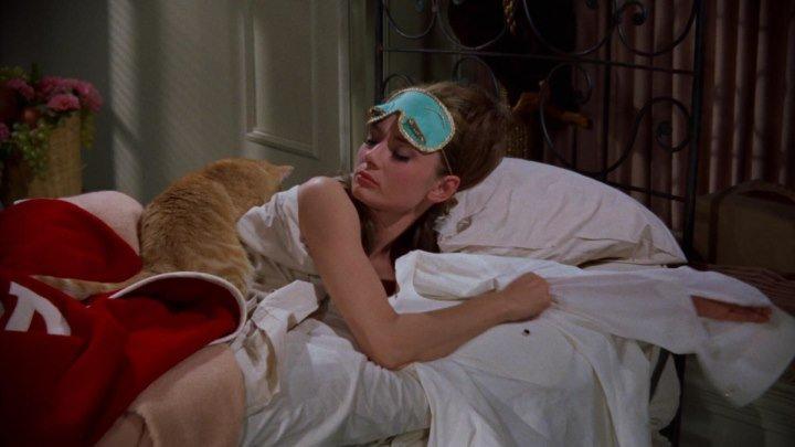 Завтрак у Тиффани (США 1961 HD 1080p) Драма, Мелодрама, Комедия ツ