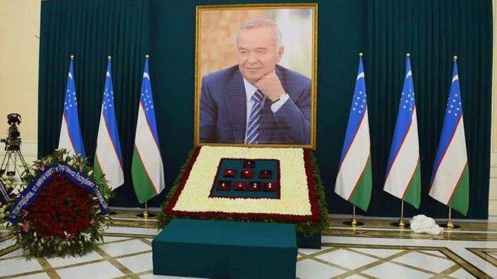 O'zbekistonning Birinchi Prezidenti Islom Karimovni so'nggi manzilga kuzatishdi