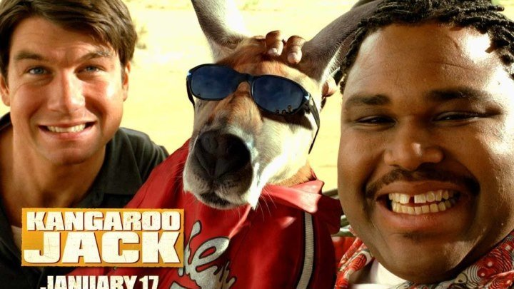 Кенгуру Джекпот Kangaroo Jack (2003)