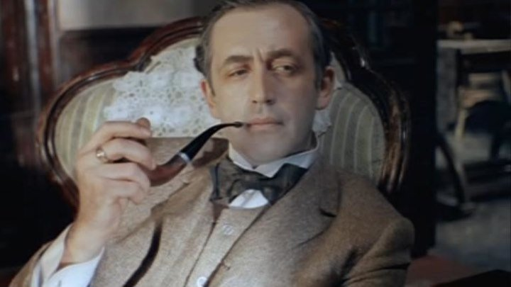 Шерлок Холмс и доктор Ватсон. 1,2 серии ( СССР 1979 год ) FullHD