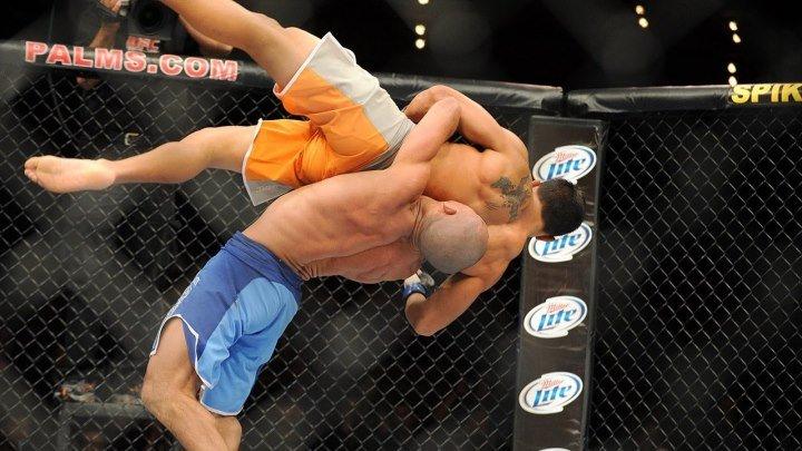 Беспредел на ринге, когда у бойцов срывает крышу. 18+