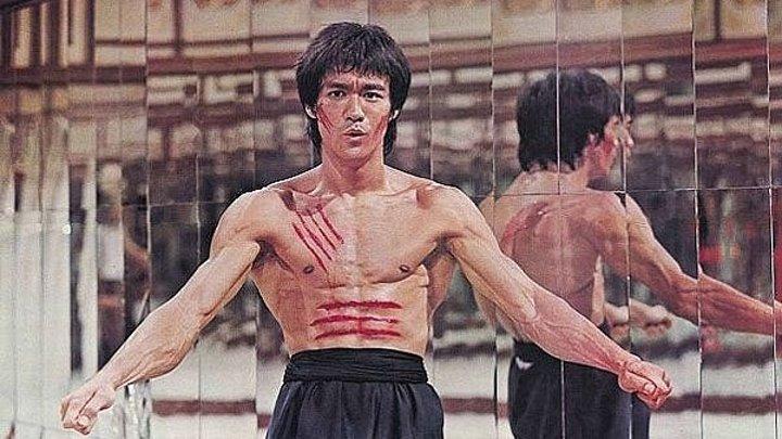 Брюс ли против чемпиона Америки(1966г)