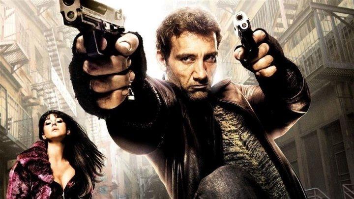 Пристрели их (2007) Клайв Оуэн, Моника Беллуччи, Пол Джиаматти,боевик, триллер, комедия, криминал