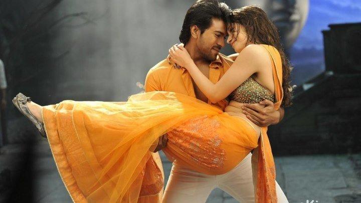 Фильм Пари на Любовь (2012) Индия_Рам Чаран+Таманна