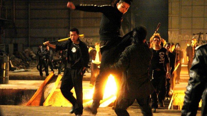 Вороны (2007). боевик, криминал