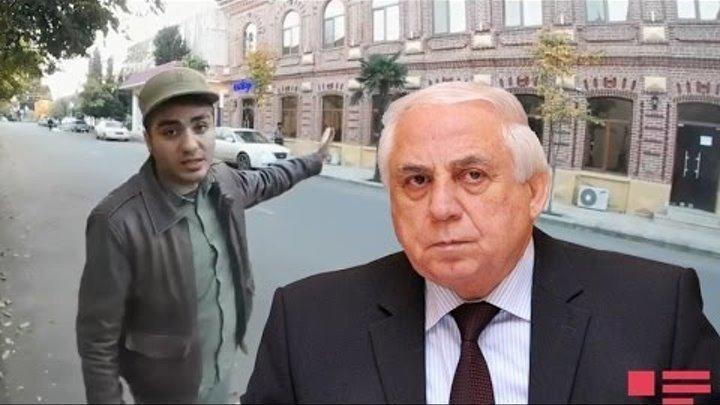 deputat Hadi Rəcəblinin biznes şəbəkəsi!!! (SANCAQ).10 ноябp.2016 г.