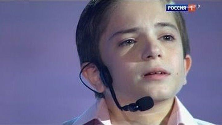 Дима Билан _ Данил Плужников - Мама (Зал плачет)