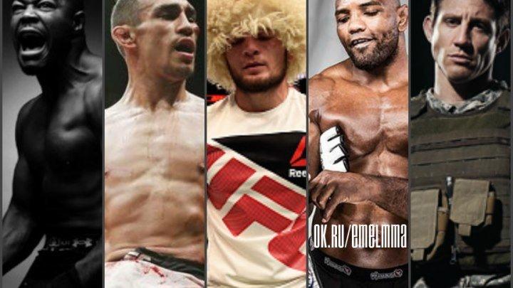 ★◈ℋტℬტℂTℕ ℳℳᗩ◈ Тони Фергюсон обошел Хабиба Нурмагомедова, Хабиб о титульном бое и рейтингах UFC ★
