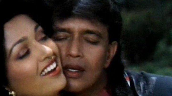 Chup Chup ke- Pyar hua chori chori-Mithun&Gautami